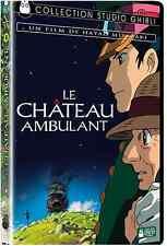 DVD Disney Studio Ghibli Le Château Ambulant NEUF sous Blister Hayao Miyazaki