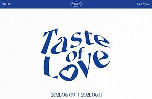 TWICE - Mini Album Vol.10 [Taste of Love] (Random Ver.)