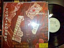 SERGE DORDELLI: Violin / TCHAIKOVSY Violin Concerto LP NM/NM Shrink, COLOMBIA