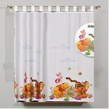 Luxury Disney WINNIE THE POOH Net Curtain  Top top 225CM X 157CM