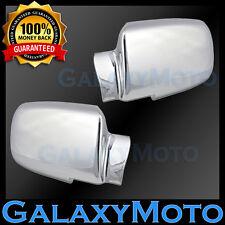 1992-1995 Chevy Blazer Triple Chrome Plated Mirror Cover Overlay Trim Caps Bezel