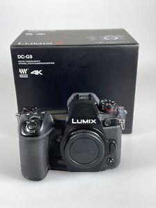 Panasonic LUMIX DC-G9 PRO Digital Camera Body