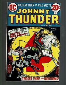 JOHNNY THUNDER 2 WESTERN DC COMICS TRIGGER TWIND NIGHTHAWK ALEX TOTH REPRINTS