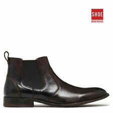 Julius Marlow HARRY Brown Mens Ankle Boot Corporate Leather Boots