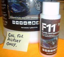 TopCoat F11 TopCoat 2oz Spray Bottle 100% genuine sample from 1 gallon & TOWEL