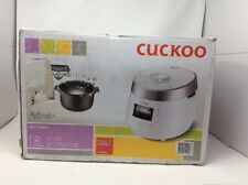CUCKOO Electric Heating Pressure Rice Cooker CRP-P1009S New in Box