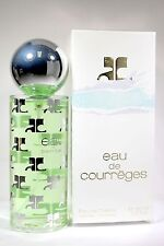 Eau De Courreges 3.3/3.4oz. Edt Spray For Women New In Box
