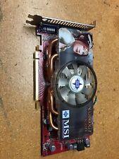 MSI NX8800GT 16MB 512MB Ports Dual Dvi Tv Out Nvidia GPU PCI Express s-video