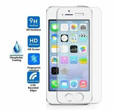 For iPhone 5 / 5s / SE Shockproof Tempered Glass LCD Screen Protector Film Guard