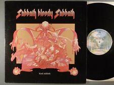 Black Sabbath Sabbath Bloody Sabbath Hard Rock; Heavy Metal