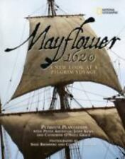 Mayflower 1620: A New Look at a Pilgrim Voyage, Plimoth Plantation, Arenstam, Pe