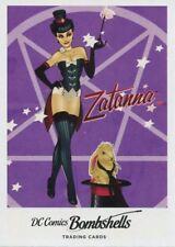 DC Comics Bombshells Character Chase Card C03 Zatanna