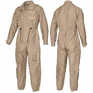 Genuine AFV Crewman Flying Suit British Forces RAF Issue Surplus Coveralls - New
