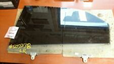 Driver Left Rear Door Glass Sedan Without Solar Fits 10-13 FORTE 178139
