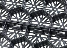 10m2 Gravel Grid - Plastic Gravel Reinforcement - Gravel Mat - Gravel Retention