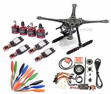 S500 Quadcopter PCB Frame Kit Naza M Lite Flight controller board 2212 920kv