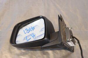 2012 JEEP GRAND CHEROKEE SRT-8 6.4L OEM LH DRIVER SIDE VIEW MIRROR *HEATED*#1316