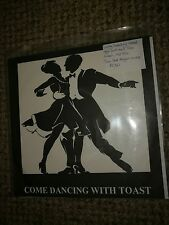 """Toast - Come Dancing With Toast 7"""", Gnarwolves,Bangers, NOFX, Bad Religion,"""