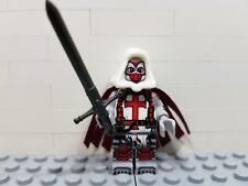 Custom Azrael Angel of Death Lego Compatible Minifigure DC Superhero