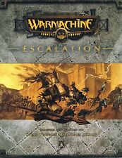 Warmachine: Escalation Expansion & Campaign PB 2004 Privateer Press 1st Print
