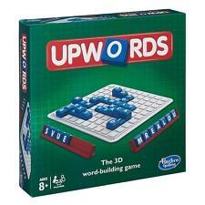 NEW HASBRO UPWORDS 3D WORD BUILDING BOARD GAME B2141