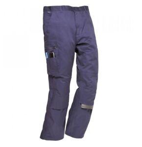 "Combat Trousers 30"" 32"" 38"" Portwest Bradford Multiple Utility Pocket S891"