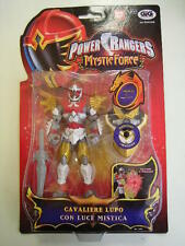 POWER RANGERS MYSTIC FORCE CAVALIERE LUPO CON LUCE MISTICA