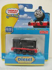 Thomas & Friends Take-n-Play or Take Along Portable Railway DIESEL Vehicle