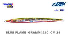VERTICAL JIG BLUE FLAME YAMASHITA MARIA GR 210 CTOH