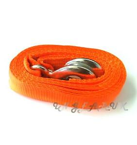 Emergency 2.5 Tonne Car Towing Tow Strap Belt Rope Breakdown Recovery 3.5m Long