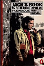 JACK KEROUAC JACK'S BOOK: ORAL BIOGRAPHY BARRY GIFFORD FIRST SOFTCOVER EDITION