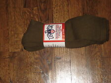 USMC,SOCKS, COYOTE,BOOT ANTI -MICROBIAL SOCK, LARGE(13-15),PACK OF 3