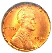 1946-S/D Lincoln Wheat Cent Penny 1C FS-021.2 (FS-511) - NGC MS67 - Top Pop 1/0!