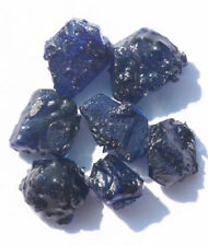 Blue Rough Loose Natural Sapphires