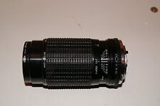 Objectif sigma lens 80-200 monture baillonette Olympus photo