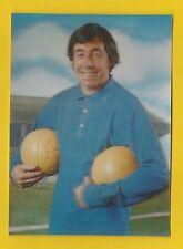 THE  SUN  -  RARE  3D  FOOTBALL  CARD -  GORDON  BANKS  OF  STOKE  CITY  -  1972