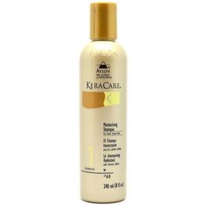 KeraCare Moisturizing Shampoo (For Color Treated Hair) (8oz)