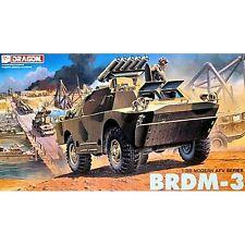 Dragon DRA3514 RUSSIAN BRDM - 3 SERIE moderno AFV scala 1/35 Kit di Modello in Plastica