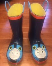 Thomas and Friends Western Chief Rain Boots Shoes Size US 1 Free Shipping