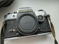 VERY RARE 1984 Kiev 20 - КИЕВ 20 Soviet Russian Camera Body Nikon F mount