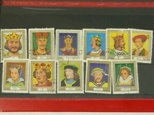 1970's Gibraltar Jersey Europe World MINT Unused Stamps Definitive LOOK  #SB1