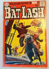 """Vintage Bat Lash Comics  No. 3 1968 """"will he save the west or ruin it"""" item #482"""