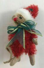 Deb Canham Santa Mouse Mini Mouse