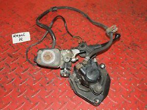 Bremspumpe Bremssattel Nissin 14 brake pump Yamaha XS 400 250 360 SR 500 650