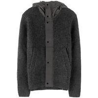 Grey C.P.Company Goggle Knitwear, 03CMKN067A, Massive Savings