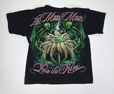 Vintage Marijuana T-Shirt Size Men's XL Black Weed Tee