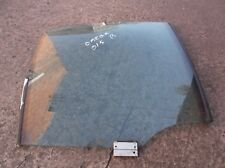 VAUXHALL OMEGA SALOON DRIVERS SIDE REAR DOOR GLASS / BACK WINDOW right hand