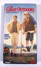 The Great Outdoors VHS 1988 Universal City Studios