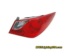 TYC Right Outer Side Tail Light Lamp Assembly for Hyundai Sonata 2011-2014