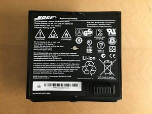 Bose Rechargeable Battery Pack 2200 mAh Black for SoundDock Portable / Air
